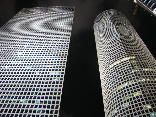 Современная архитектура тель авива