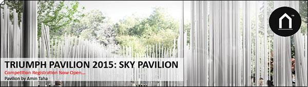 2015 Triumph Pavilion competition