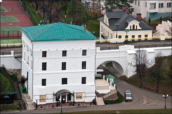 Волжская башня, Ярославль