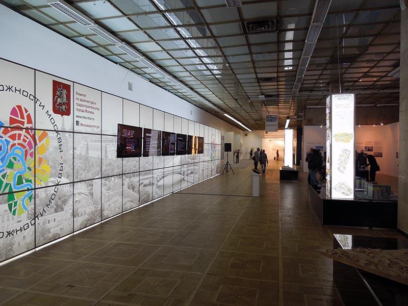 Архитектура на 3 этаже / Арх Москва 2013
