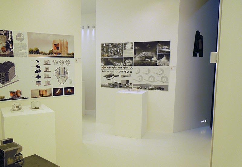 Никита Колбовский «Шторм» / экспозиция «Лучший молодой архитектор России»