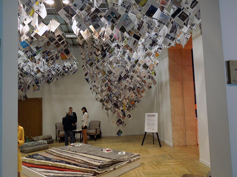 Экспозиция Interni / Арх Москва 2013