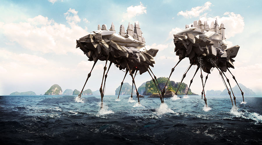 Arks / Ковчеги