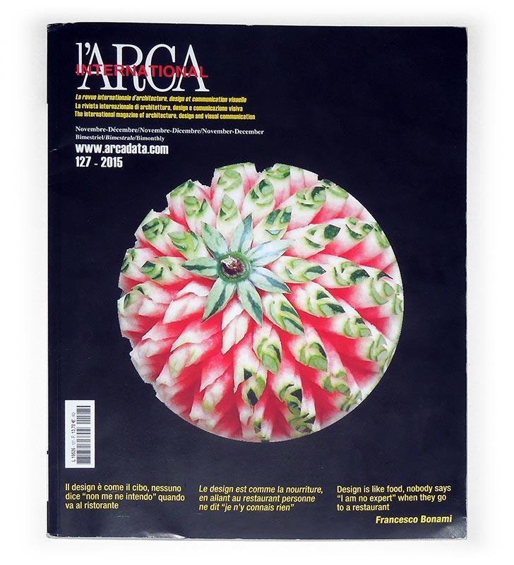 l'ARCA international 127