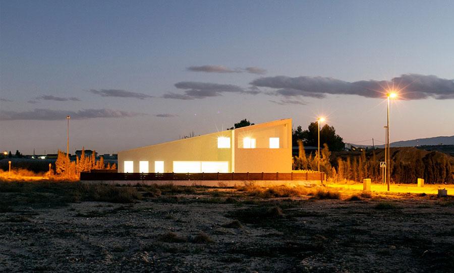 Частная резиденция в Lorquí