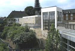 Музей Абтейбурга арх. Ганс Голляйн - Мюнхен Гладбах, Германия 1972-1982
