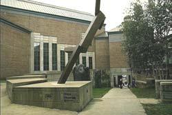 Музей искусства Худа арх. Чарльз Мур - Гановер, Нью-Гемпшир 1981-1983