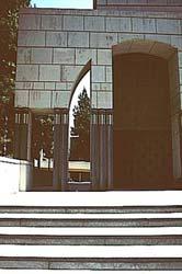 Гордон и Вирджиния Мак Дональд - лаборатории - Чарльз Мур