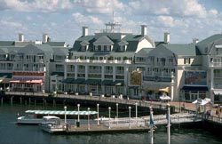 Disney's BoardWalk, The Walt Disney World Resort, Lake Buena Vista, Florida