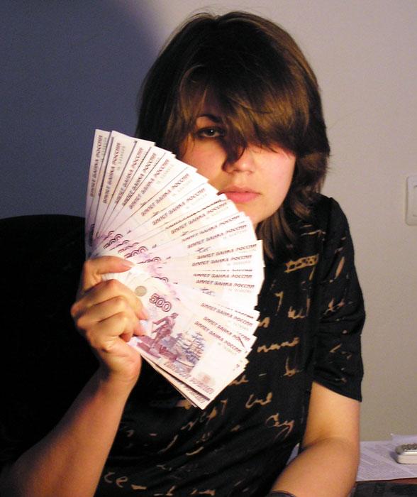 Ольга Орлова и деньги