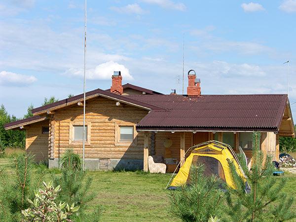 жилые дома в Николо-Ленивце 2