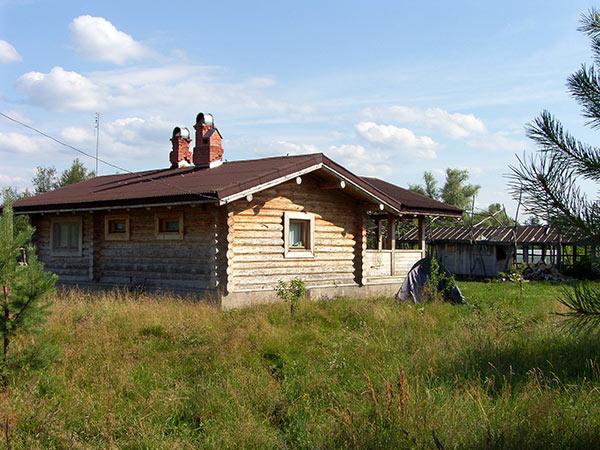 жилые дома в Николо-Ленивце 3
