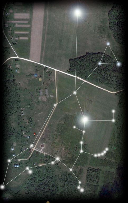 Карта Николо-Ленивца