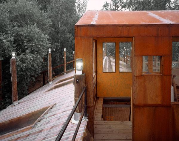 Александр Бродский — архитектура