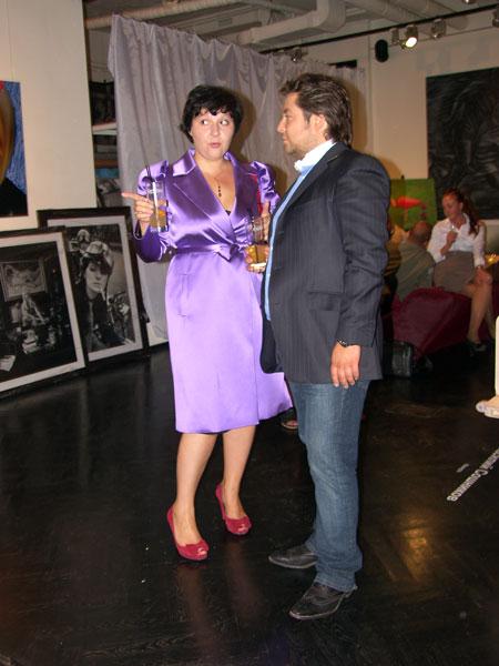 Ольга Косырева, Чернов