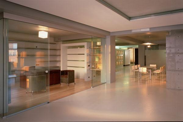 Бетонная квартира, Проект Меганом