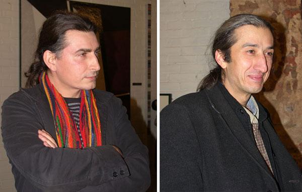 Павел Иванчиков, Александр Джикия