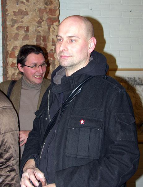 Алексей Муратов и Кирилл Маркушин