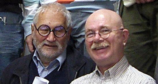 Александр Раппапорт и Евгений Асс