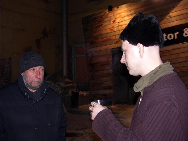 Александр Бродский и Кирил Асс