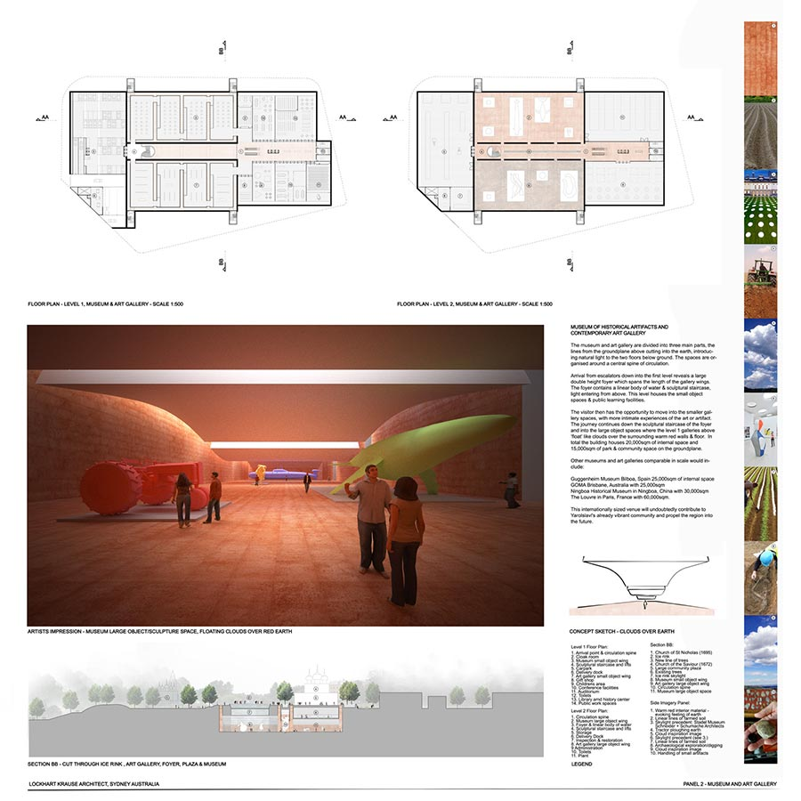 Community and Earth / Lockhart Krause Architect / 2