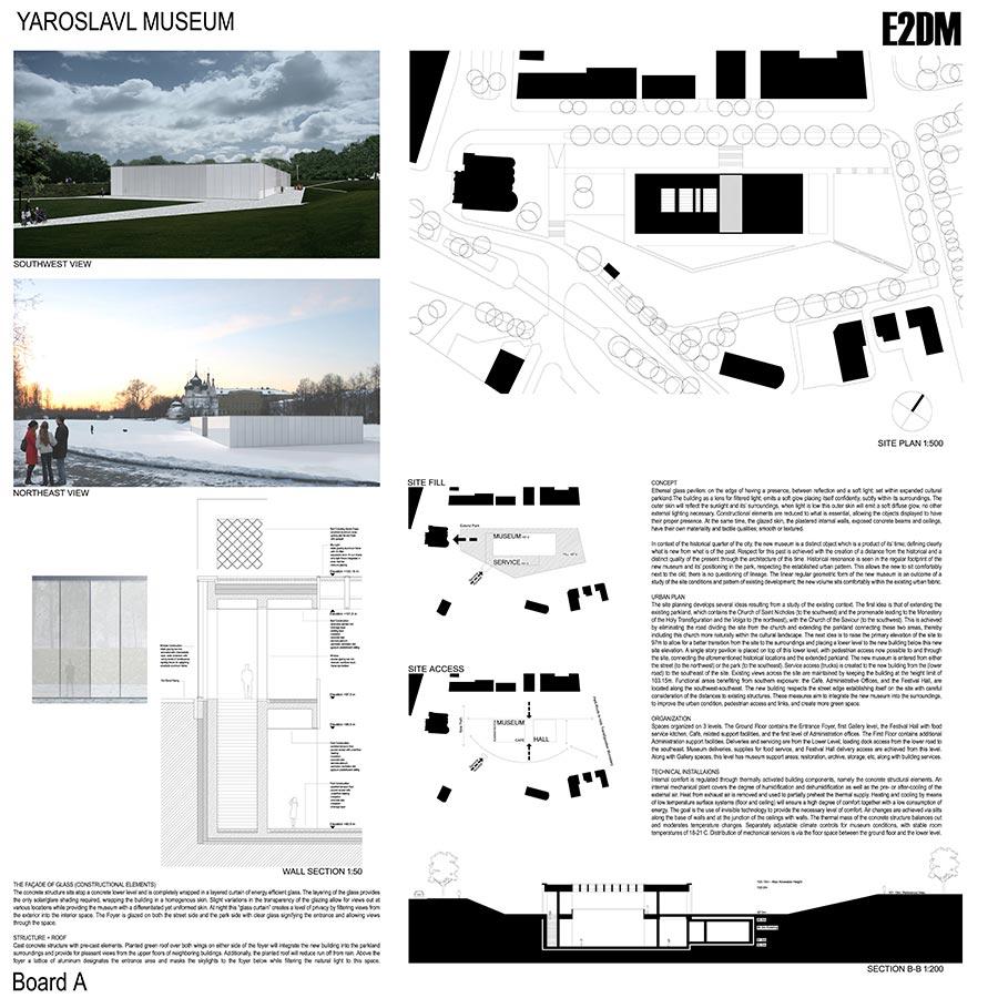 Yaroslavl Museum / E2DM – Andreas Mede / 1