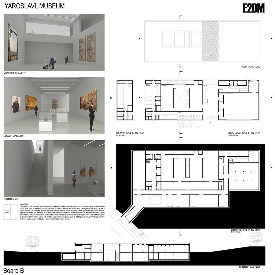Yaroslavl Museum / E2DM : Andreas Mede / 2