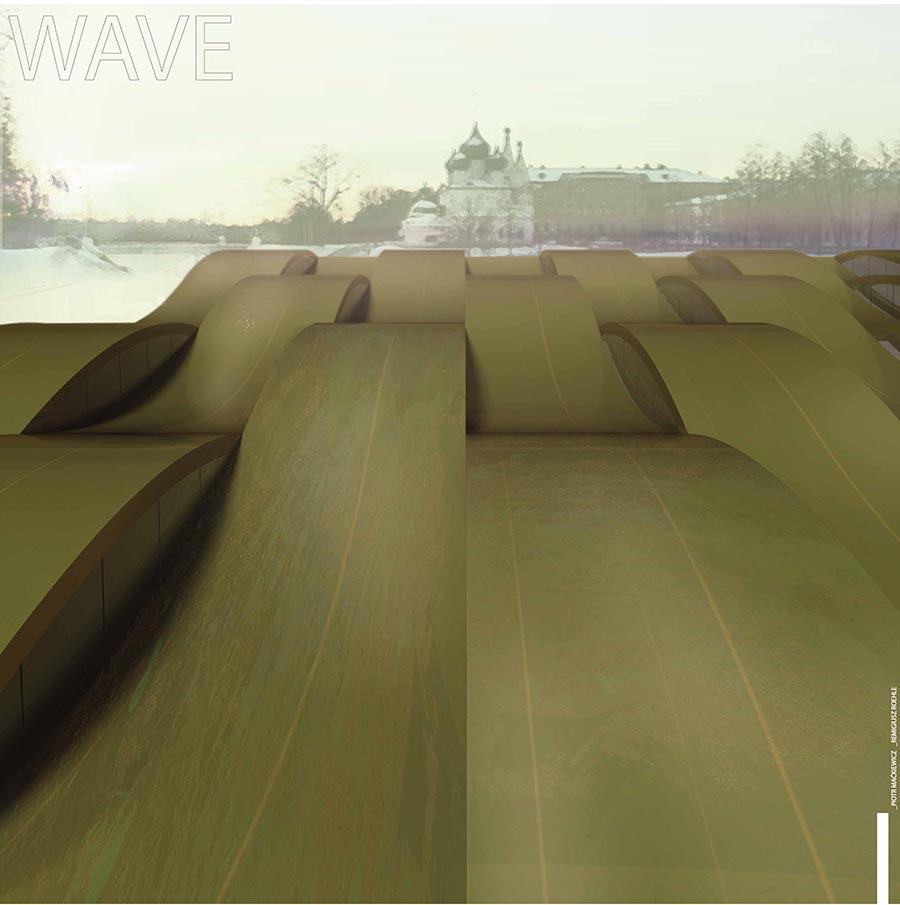 Wave / Piotr Maсkiewicz, Remigiusz Roehle