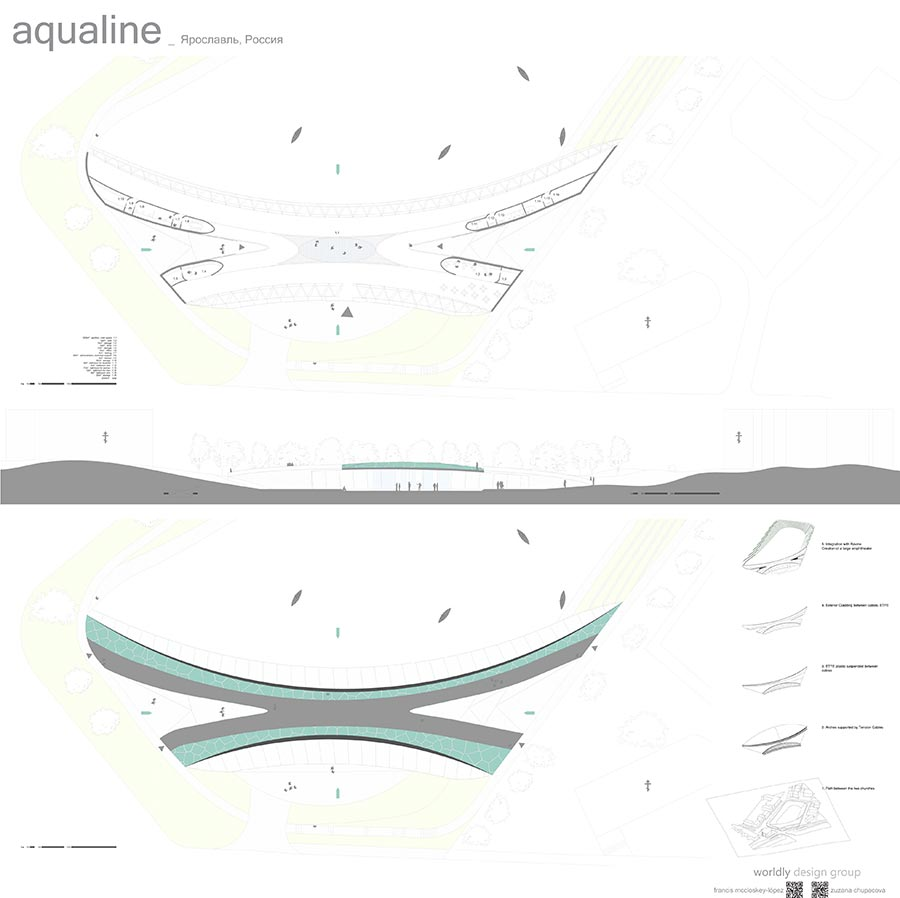 Aqualine / worldly design group : Francis McCloskey­López + Zuzana Chupacova / 4