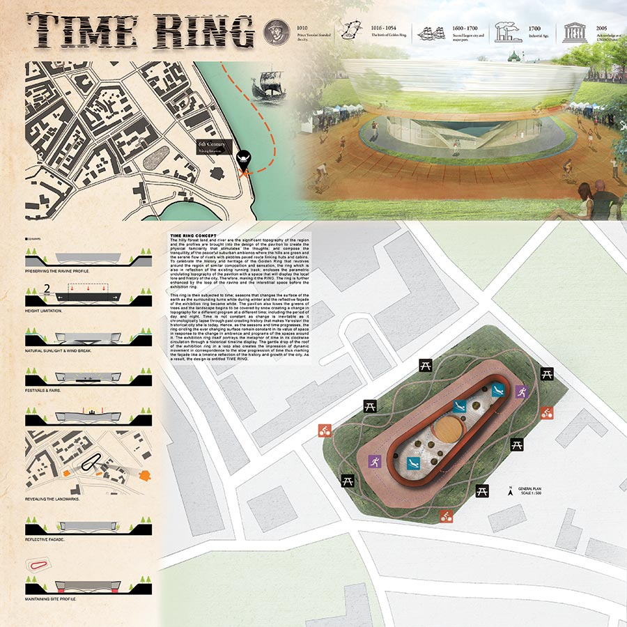 Time Ring / Super Architecture Studio