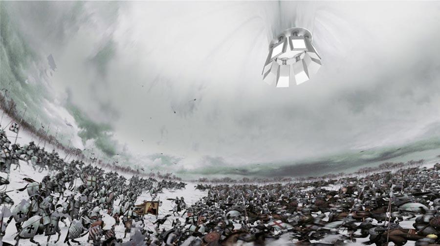 Ревитализация стадиона «Спартаковец» в историческом центре г. Ярославль / ИТАКА - Архитектура и дизайн / 5