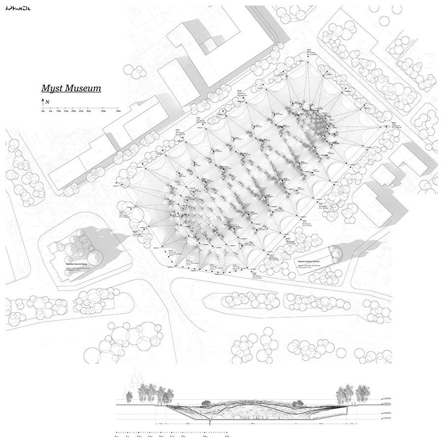 The Myst Museum / Appareil : Edouard Cabay, Jin Shihui, Davis Butner / 2
