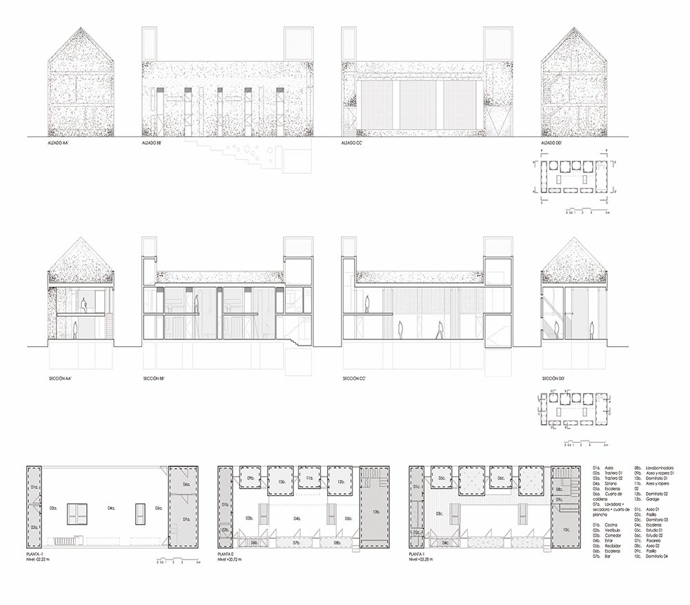 Fuensanta House / plan 1