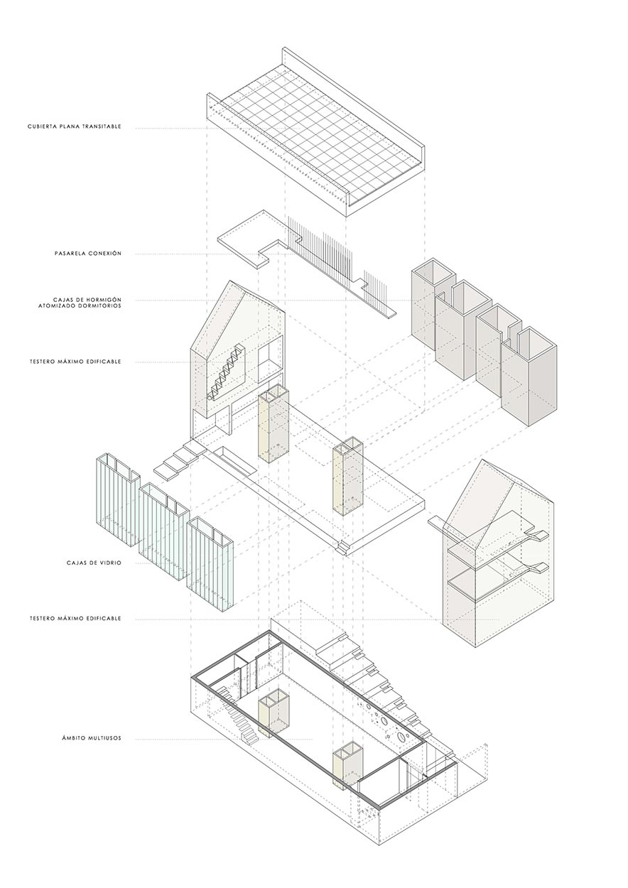Fuensanta House / plan 2