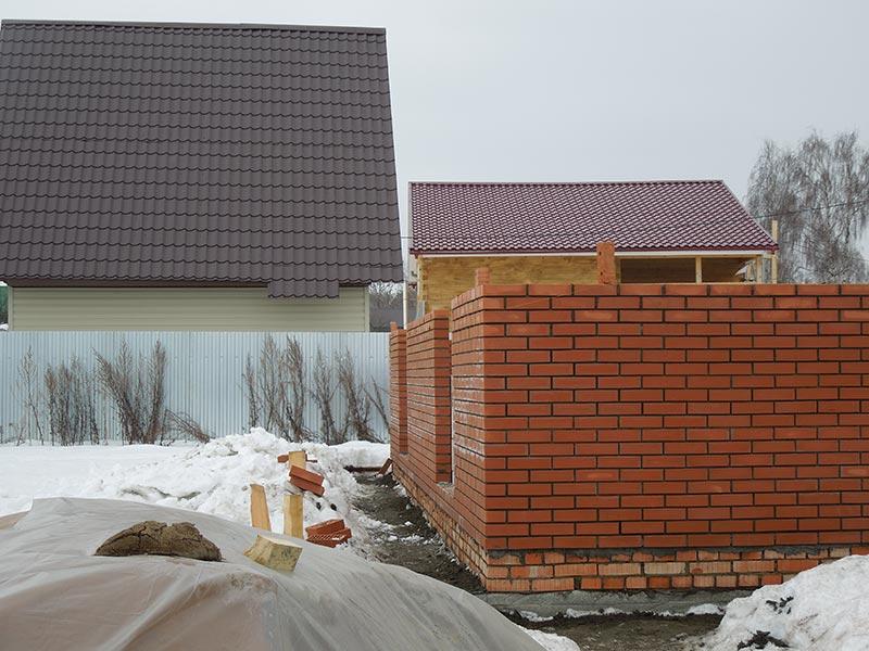 Строительство таунхауса в Ярославле