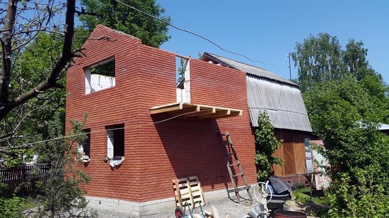 Как сделать жилой дом из дачи