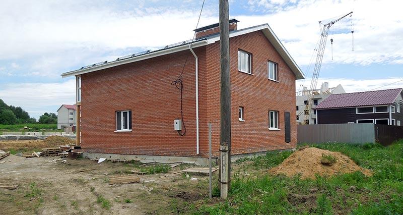 Таунхаус в Ярославле