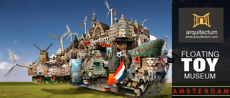 Амстердамский Музей Игрушек