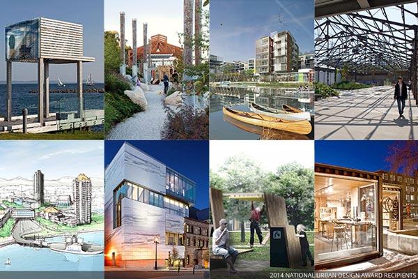 Канадская национальная градостроительная премия