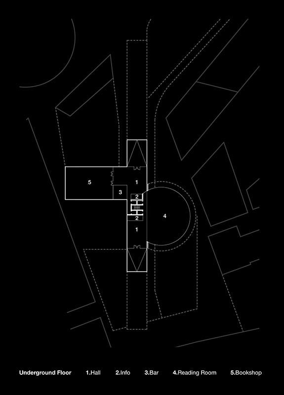 London Library — Menhir