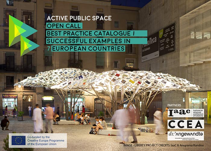 Active Public Space - public spaces in Information Age