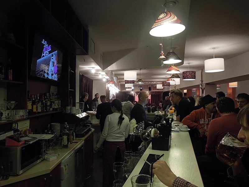 Buffet Bar