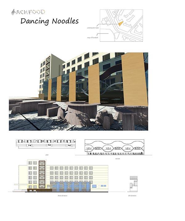 Dancing Noodles