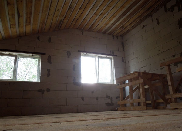 интерьер 2 этажа