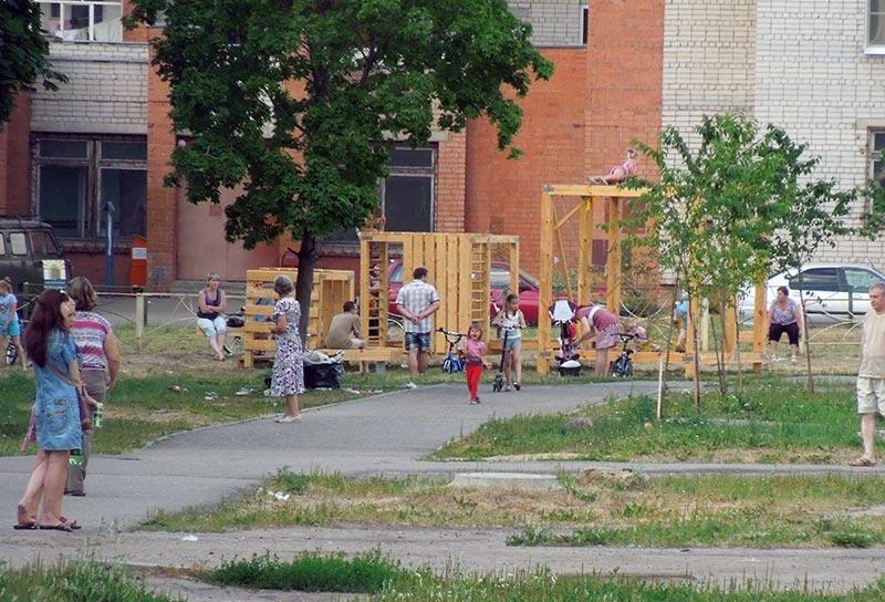 Playground, Social Revolution