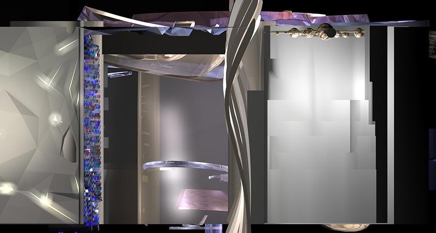 концепт коридора