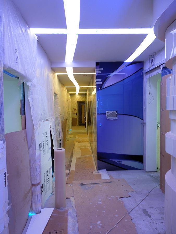 фото коридора из гостиной