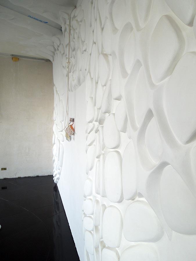 инсталляция вблизи